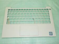 New Genuine Dell XPS 13 9380 White Laptop Palmrest Touchpad Assembly 52FJR HUB02