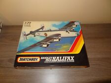 Handley Page Halifax 1/72 scale Matchbox