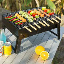 Outdoors BBQ  Charcoal Portable  Kebab Foldable Portable Grill Barbecue Stove