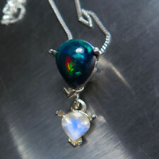 Heating Sterling Silver Sapphire Fine Jewellery