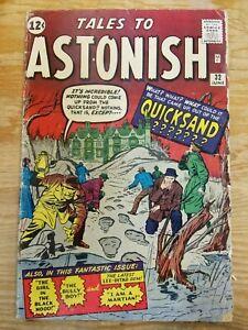Tales to Astonish #32