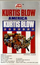 Kurtis Blow   America. Import Cassette Tape