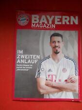 FC Bayern offizielles Klubmagazin - 9.69 - Im zweiten Anlauf