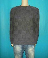 pull col rond PAUL SMITH en alpaga et laine gris  taille M