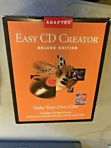 Adaptec Easy CD Creator Deluxe 1997