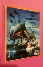 PRIVATEERS AND GENTLEMEN - ROLE PLAYING IN THE AGE OF FIGHTING SAIL RPG FANTASY