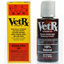 Gamefowl Gallos Roosters Vetrx Poultry Remedy 2oz
