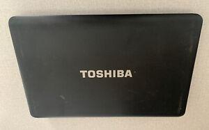 Toshiba Satellite C655-S5129 Laptop No Charger Damaged Housing Bad Hard Drive