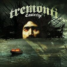 Tremonti - Cauterize New CD Digipack Packaging