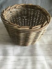 Large Flower Pot Plants Woven Baskets Wicker Straw Home Decor