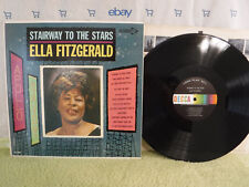 Ella Fitzgerald, Stairway to the Stars, Decca Records DL 4446, JAZZ