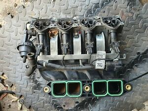 Chevrolet Spark 1.0 Inlet Manifold With Injectors