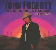 The Blue Ridge Rangers Rides Again [CD/DVD] John Fogerty Audio CD