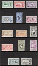 FALKLAND ISLANDS 1952 George VI; Scott 107-20, SG 172-85; MNH
