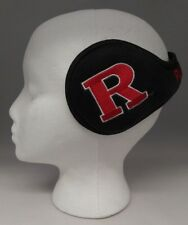NIB Degrees By 180s NCAA RUTGERS SCARLET KNIGHTS Adult Ear Warmers GREAT GIFT