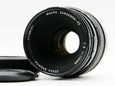 【EXC++++】  Bronica Zenzanon PS 110mm f/4 Macro Lens for SQ SQ-A SQ-Ai From JAPAN