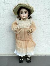 Jules Nicolas Steiner - Puppe, um 1890, sehr selten