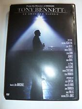 Tony Bennett: An American Classic DVD pop music duets & documentary TV special