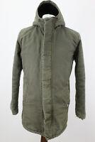 CARHARTT Olive Sherpa Coat size L