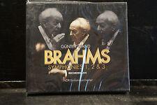 J. Brahms - Symphonies 1,2 & 3 / Günter Wand     2 CDs