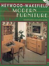 Heywood Wakefield Modern Furniture – Models Dates Dimensions Etc / Book + Values