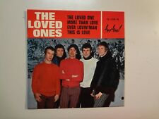 """LOVED ONES: The Loved One + 3-France 7"""" 66 Disques Festival FX 1528 EP Orig. PCV"""