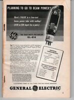 Vintage June 1947 QST Monthly Magazine Publication Of The ARRL  USED