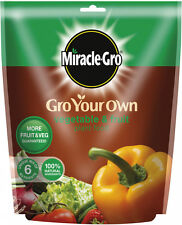Miracle-Gro Gro Your Own Fruit & Vegetable Concentrated Liquid Plant Food 1.5kg