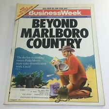 Business Week Magazine: August 8 1988 - Beyond Marlboro Country/Oil & Steel Mix