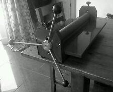 Portable Table Top Printing Press Etching Collograph Mono print Lino & Wood cut