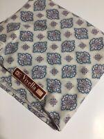 Vintage 30's 40's Viyella Fabric w/original label attached Collector's item RARE