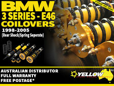YELLOW-SPEED RACING COILOVERS BMW 3 SERIES E46 98-05 yellowspeed (rear seperate)