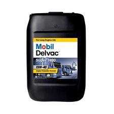 HUILE MOTEUR MOBIL DELVAC SUPER 1400 15W40 (20L)