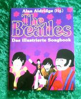 The Beatles - Das illustrierte Songbook (Alan Aldridge) Buch