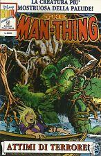 MAN-THING (Play Press, 1992)