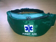 5 First Aid Bum Bag with Staff of Life Logo