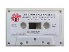 PROTEKTOR MODEL - USA THE CROW CALL CASSETTE (1301C) DISTRESS CALLS W/ OWL HOOTS