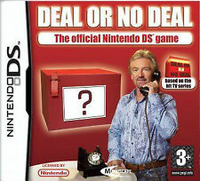 Deal Or No Deal [Nintendo DS Game] **Free P&P**