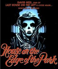 HOUSE ON THE EDGE OF THE PARK Code Red BLU-RAY David Hess LAST LEFT Sealed UNCUT