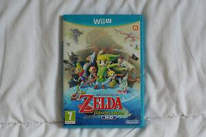 The Legend of Zelda Wind Waker HD – Nintendo Wii U – PAL