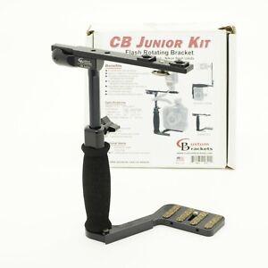 CB Custom Brackets Junior Kit Flash Rotating Bracket
