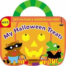 Halloween Treats: Lift-the-Flap & Scratch-and-Sniff