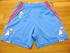 ADIDAS AUTHENTIC WNBA ATLANTA DREAM REVOLUTION 30 GAME SHORTS SIZE S nba