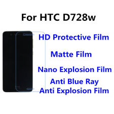3pcs For HTC D728w  High Clear/Matte/Anti Blue Ray Screen Protector