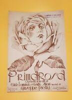 Musiknoten Musik Top Zustand Jahre '60 Giuseppe Pietri Primarosa