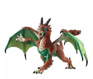 Schleich 70560 - Eldrador Dragon Poacher Action Figure Toy