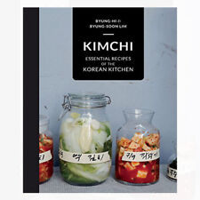 Kimchi Essential Recipes of the Korean Kitchen By Byung-Hi Lim,Byung-Soon Lim