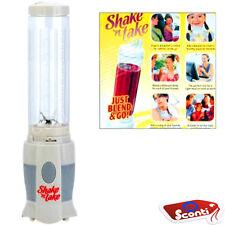 Frullatore Elettrico Shake'N Take Mixer Shaker Cocktail Frullato Frutta Frappè