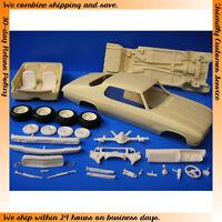 1/25 Holden HQ GTS 2-door (Complete Curbside Resin kit)