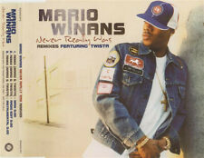 MAXI CD Mario Winans Featuring Twista	Never Really Was (Remix) PROMO 3-track